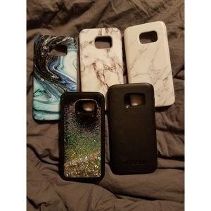 5 SAMSUNG GALAXY S7 PHONE CASES